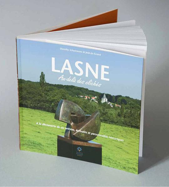 Photo du livre Lasne au-delà des clichés