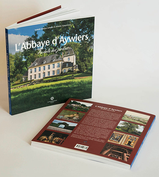 Packshot cover l'Abbaye d'Aywiers